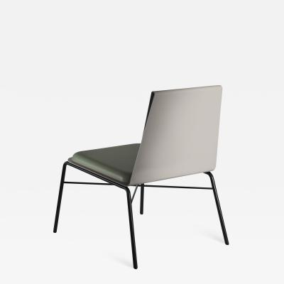 SECOLO Fold Lounge Chair Metal designed by Artefatto Design Studio