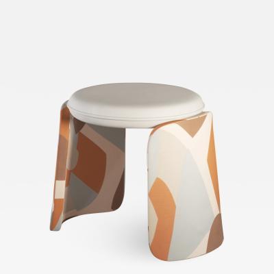 SECOLO Henge Pouf designed by Artefatto Design Studio