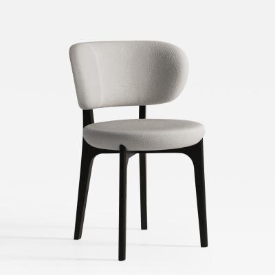 SECOLO Richmond Padded Dining Chair designed by Artefatto Design Studio