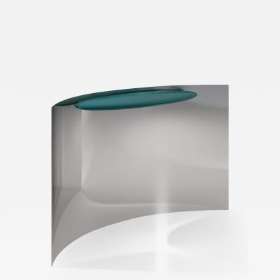 SECOLO Tangent Mirror Console unit designed by Artefatto Design Studio