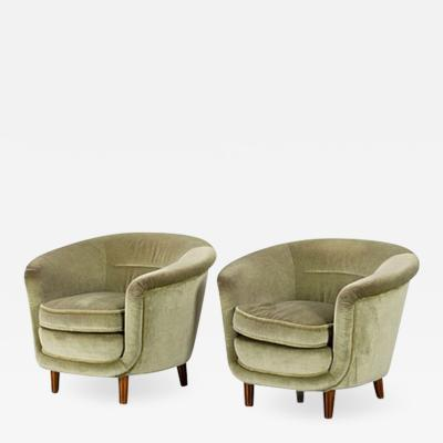 SVAN Club lounge chairs