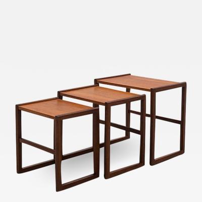SVAN Nest of three tables