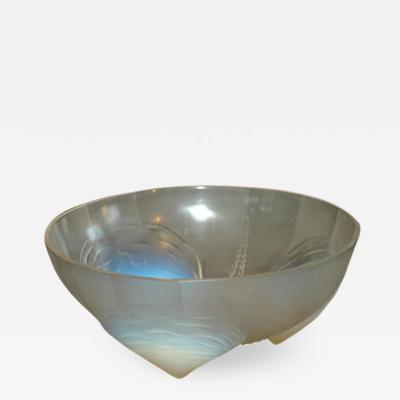 Sabino Art Glass Sabino Opalescent Bowl with Legs