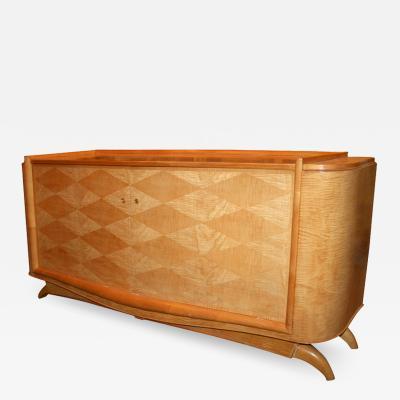 Saddier et Fils Art Deco Sideboard by SADDIER