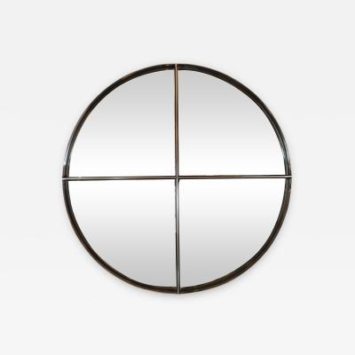 Saporiti CIRCULAR QUARTERED MIRROR