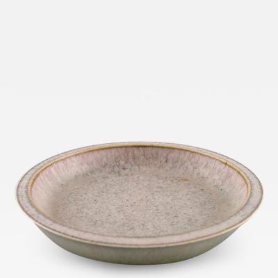 Saxbo Ceramic dish beautiful egg shell glaze