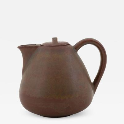 Saxbo Tea Pot in Stoneware