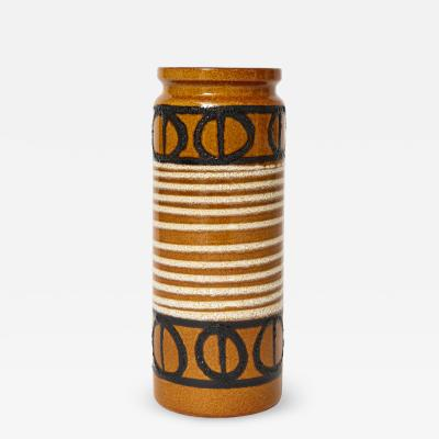 Scheurich Keramik Large Vase by Scheurich West Germany 1970s