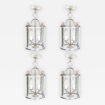 Sciolari L 91 Set of Four Lanterns by Sciolari
