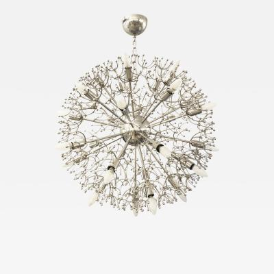 Sciolari Lighting Starburst Sputnik Chandelier by Sciolari Italy 1960s