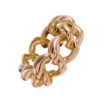 Seaman Schepps Seaman Schepps Gold Large Link Bracelet