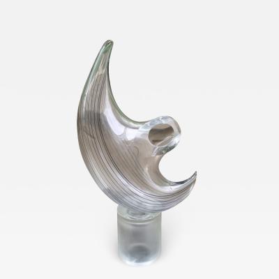 Seguso Seguso Murano Glass Sculpture