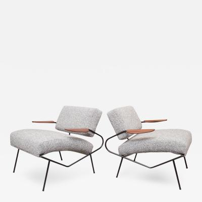 Selig Furniture Co Mid Century Modern Chairs by Selig