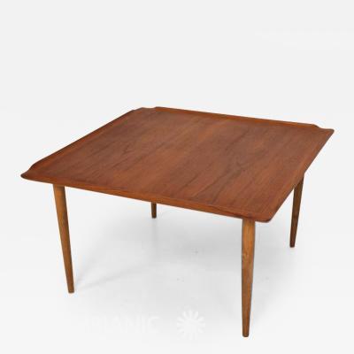 Selig Furniture Co Selig Danish Modern Teak Coffee Table