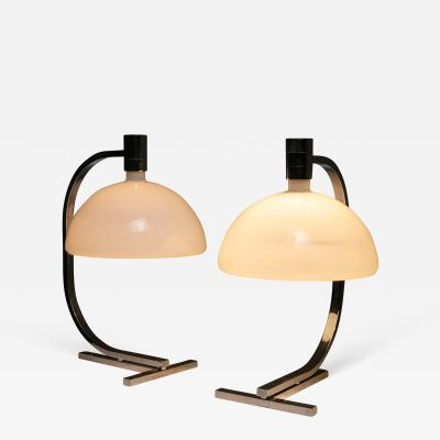 Sirrah Pair of AM AS Table Lamps by Albini Helg Piva for Sirrah