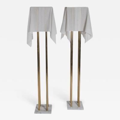 Sirrah Set of Two Nefer Floor Lamps by Kazuhide Takahama for Sirrah