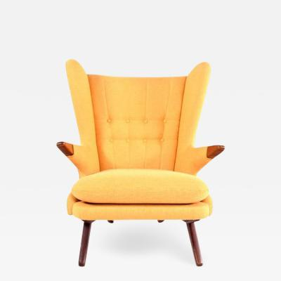 Skipper Svend Skipper Lounge Chair Model 91 Papa Bear Style Chair