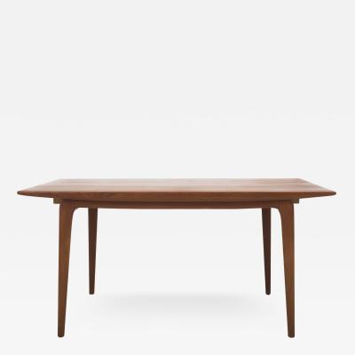 Slagelse M belvaerk Dining Table in Teak