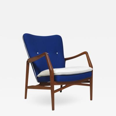 Slagelse M belvaerk Slagelse Mobelvaerk Kurt Olsen Danish Teak Lounge Chair