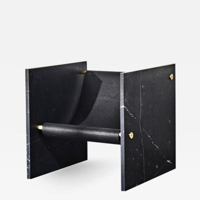 Slash Objects ADRI CHAIR IN NERO