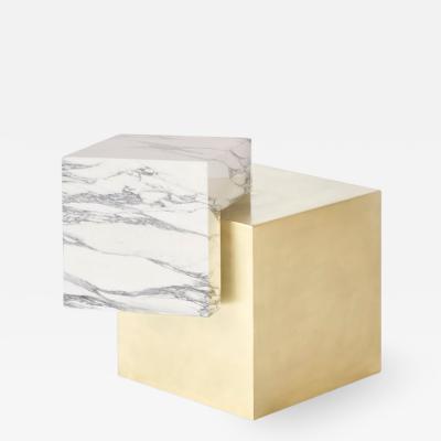 Slash Objects COEXIST ASKEW SIDE TABLE
