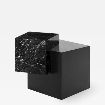Slash Objects DARK SPRING COEXIST ASKEW SIDE TABLE