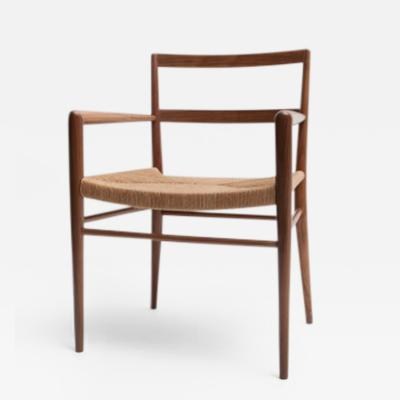 Smilow Furniture Hand Woven Rush Seat Dining Chair by Smilow Furniture