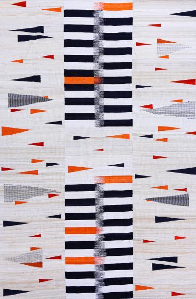 Soheila Shayegan Studio Bauhaus meets Ghashghai 3 S Shayegan Studio Zollanvari Flatweaves Minmalist