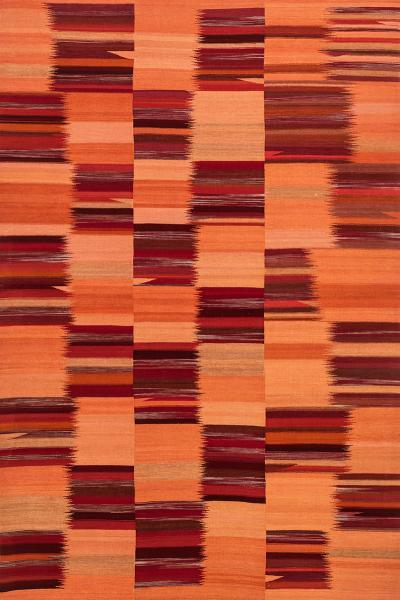 Soheila Shayegan Studio Jagged Edge 2 Warm Soheila Shayegan Studio Zollanvari Flatweaves Minmalist