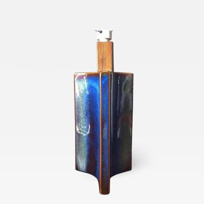 Soholm Pottery Table Lamp by Soholm