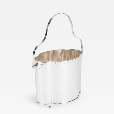 St James Dual Silverplated Wine Bucket by St James Brazil
