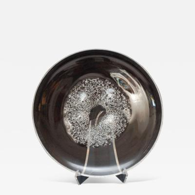 Steuben Glass Clear Leaded Glass Bowl by Steuben