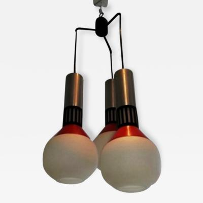 Stillnovo 1960s Ceiling Light by Stilnovo