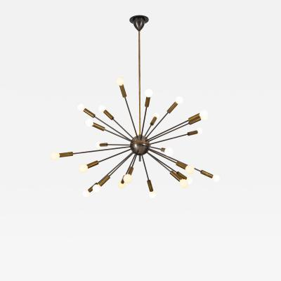 Stilnovo 24 Light Sputnik Chandelier