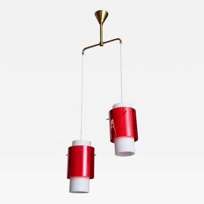 Stilnovo Chandelier Pendent Made in Milan by Stilnovo