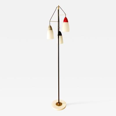 Stilnovo Italian Floor Lamp Attributed to Stilnovo 1960s