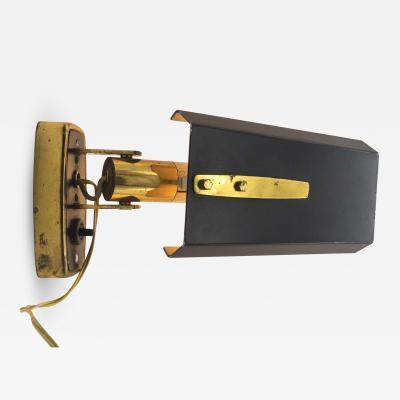 Stilnovo Model 2133 adjustable wall light 1950s