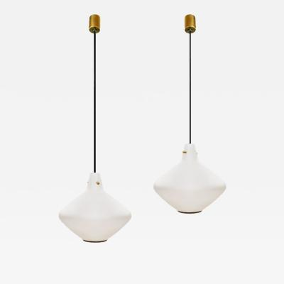 Stilnovo PAIR OF PENDANTS BY STILNOVO 1960