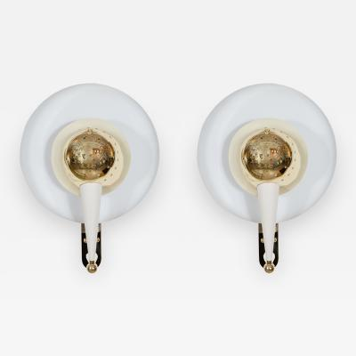 Stilnovo PAIR OF RARE MODEL B 4917 SCONCES