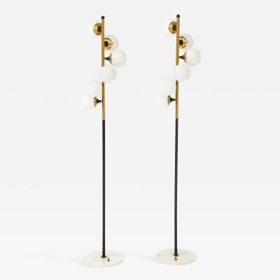 Stilnovo Pair of Floor Lamps