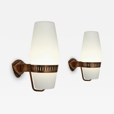 Stilnovo Pair of Sconces Model 2078