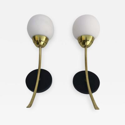 Stilnovo Pair of Stilnovo Sconces