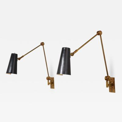 Stilnovo Pair of Wall Lights Model 2024