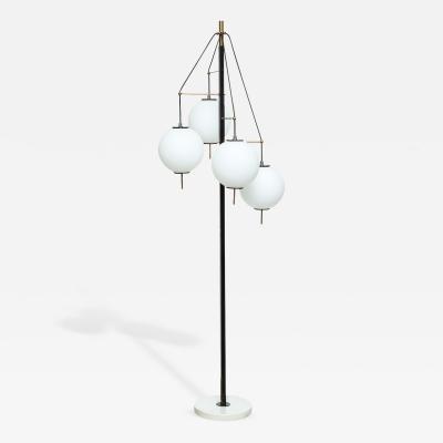 Stilnovo Rare 4 Light Floor Lamp by Stilnovo