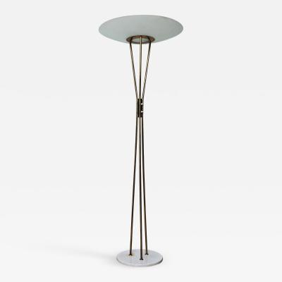 Stilnovo Rare Floor lamp by Gaetano Sciolari for Stilnovo Mod 4075