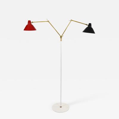 Stilnovo Rare adjustable floor lamp