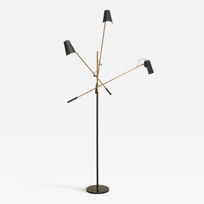 Stilnovo STILNOVO 3 ARM FLOOR LAMP
