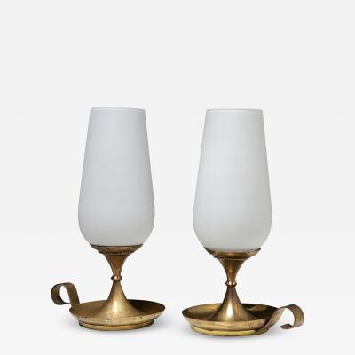 Stilnovo Set of Two Bedside Table Lamps by Stilnovo