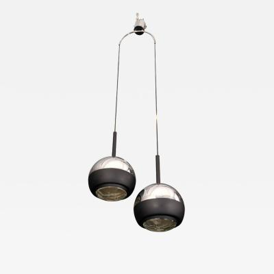 Stilnovo Stilnovo 1230 Model Two Pendant Chandelier