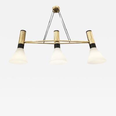 Stilnovo Stilnovo Chandelier Model 1173